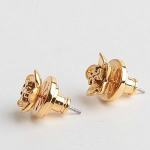 🔥Tory Burch Fashion flower logo earrings